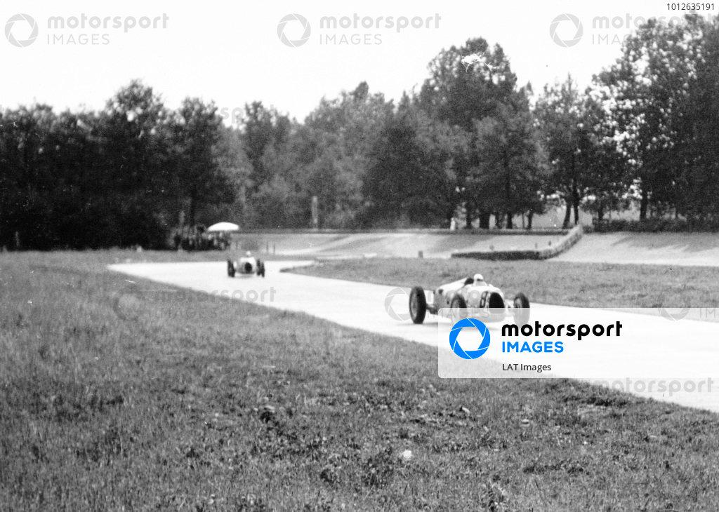 1936 Italian Grand Prix.