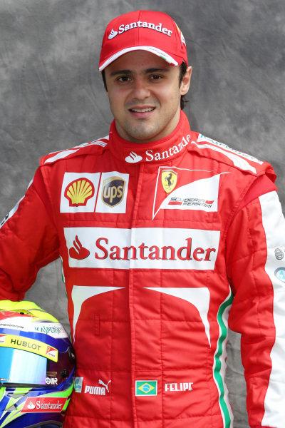 Felipe Massa (BRA) Ferrari.Formula One World Championship, Rd1, Australian Grand Prix, Preparations, Albert Park, Melbourne, Australia, Thursday 14 March 2013.