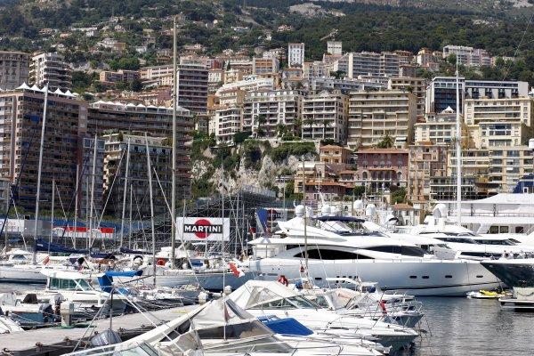 2008 Monaco Grand Prix - WednesdayMonte Carlo, Monaco.21st May 2008.Boats in the harbour.World Copyright: Steven Tee/LAT Photographic.ref: Digital Image _I4V0530