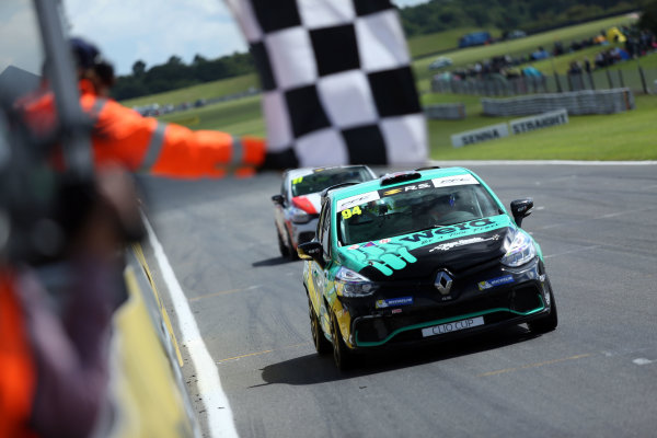 2017 Renault Clio Cup, Snetterton. 29th-30th July 2017, Luke Reade (GBR) Ciceley Motorsport Renault Clio Cup World copyright. JEP/LAT Photographic