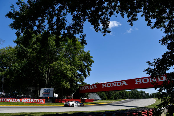 Pirelli World Challenge Grand Prix of Mid-Ohio Mid-Ohio Sports Car Course, Lexington, OH USA Sunday 30 July 2017 Peter Kox World Copyright: Richard Dole/LAT Images ref: Digital Image RD_MIDO_17_286