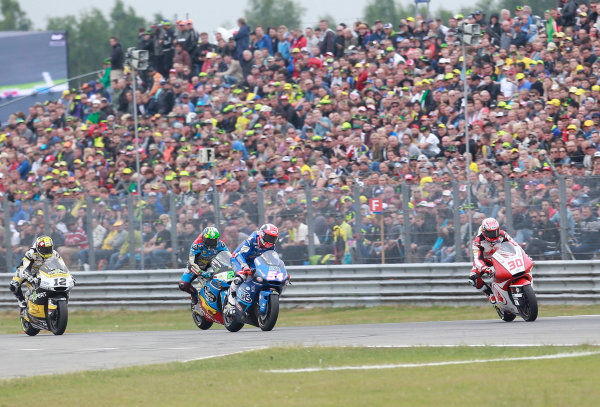 2017 Moto2 Championship - Round 8 Assen, Netherlands Sunday 25 June 2017 Takaaki Nakagami, Idemitsu Honda Team Asia World Copyright: David Goldman/LAT Images ref: Digital Image 680243