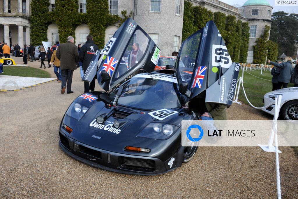 2013 Goodwood Festival of Speed Press Day