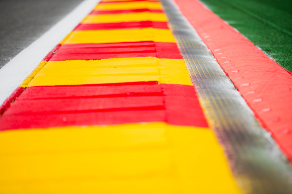 2017 GP3 Series Round 5.  Spa-Francorchamps, Spa, Belgium. Thursday 24 August 2017. A view of the track. Photo: Zak Mauger/GP3 Series Media Service. ref: Digital Image _56I0081
