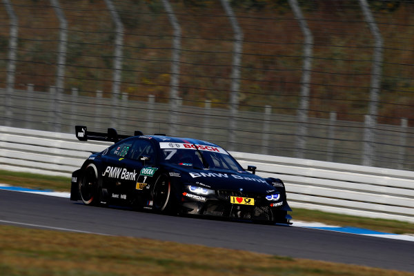 2017 DTM Round 9  Hockenheimring, Germany  Sunday 15 October 2017. Bruno Spengler, BMW Team RBM, BMW M4 DTM  World Copyright: Alexander Trienitz/LAT Images ref: Digital Image 2017-DTM-HH2-AT3-1932