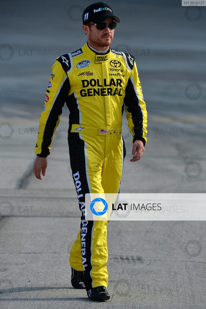 April 11-12, 2013 Fort Worth, Texas USA Brian Vickers, Dollar General Toyota Camry © 2013, Brian Czobat LAT Photo USA .