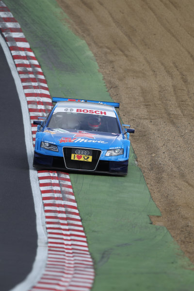 Alexandre Premat (FRA), Audi Sport Team Phoenix, TV Movie Audi A4 DTM (2008).DTM, Rd7, Brands Hatch, England, 3-5 September 2010.World Copyright: LAT Photographicref: dne1004se275
