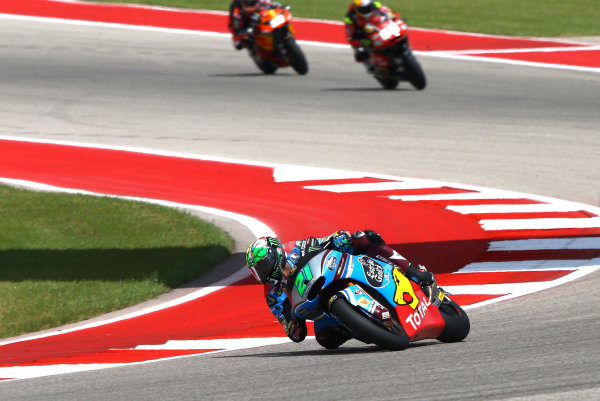 2017 Moto2 Championship - Round 3 Circuit of the Americas, Austin, Texas, USA Friday 21 April 2017 Franco Morbidelli, Marc VDS World Copyright: Gold and Goose Photography/LAT Images ref: Digital Image Moto2-500-2168