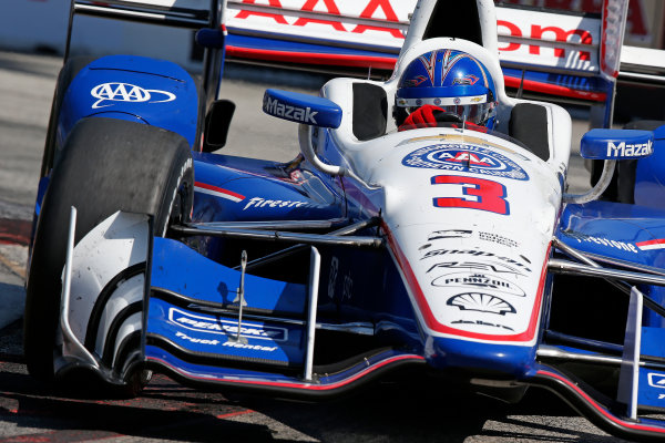2017 Verizon IndyCar Series Toyota Grand Prix of Long Beach Streets of Long Beach, CA USA Sunday 9 April 2017 Helio Castroneves World Copyright: Perry Nelson/LAT Images ref: Digital Image nelson_lb_0409_3148