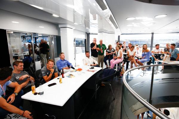 Monte Carlo, Monaco. Sunday 28 May 2017. Jenson Button, McLaren. World Copyright: Andy Hone/LAT Images ref: Digital Image _ONZ0902