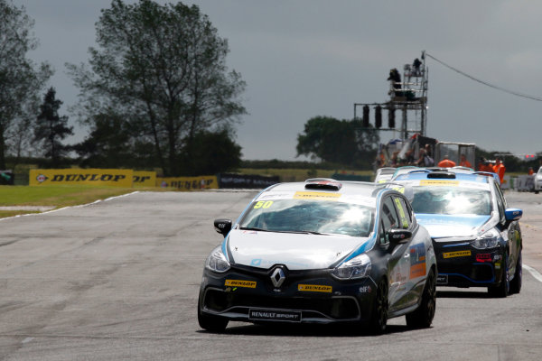2015 Renault Clio Cup, Croft, 27th-28th June 2015, Graham Field (GBR) 20Ten Racing Renault Clio Cup  World copyright. Jakob Ebrey/LAT Photographic