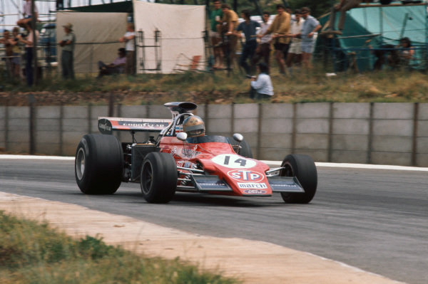1973 South African Grand Prix.  Kyalami, South Africa. 1st - 3rd March 1973.  Jean-Pierre Jarier, March 721G Ford.  Ref: 73SA05. World Copyright: LAT Photographic