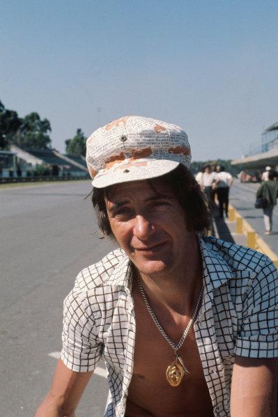 1973 Argentinian Grand Prix.  Buenos Aires, Argentina. 26-28th January 1973.  Arturo Merzario, Ferrari.  Ref: 73ARG51. World Copyright: LAT Photographic