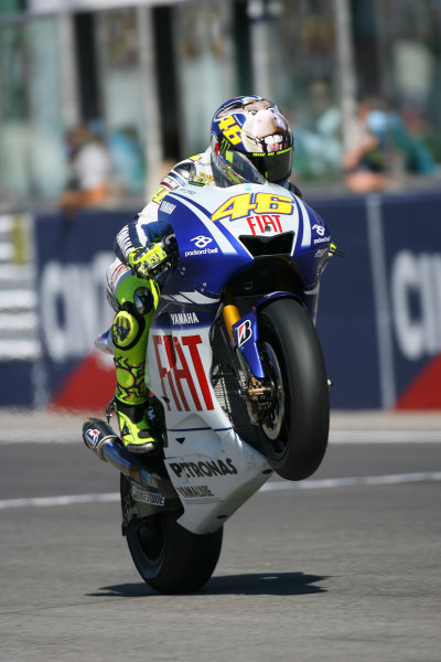 Misano, Italy. 4th - 6th September 2009.