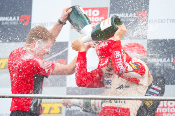 Dijon - Prenois, France. Sunday 11th October. 