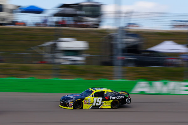 NASCAR XFINITY Series U.S. Cellular 250 Iowa Speedway, Newton, IA USA Saturday 29 July 2017 Matt Tifft, Surface / Fanatics Toyota Camry World Copyright: Russell LaBounty LAT Images