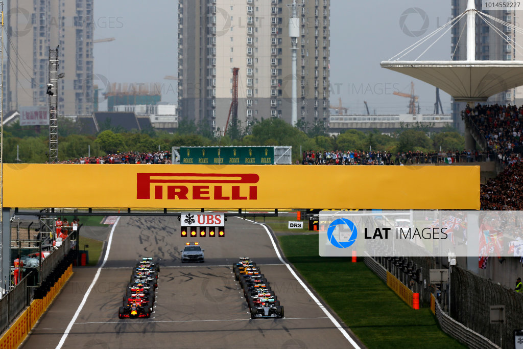 Round 3 - Chinese Grand Prix