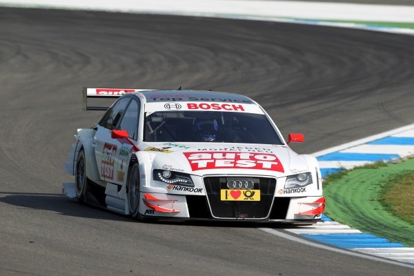 Timo Scheider (GER), Audi Sport Team Abt.