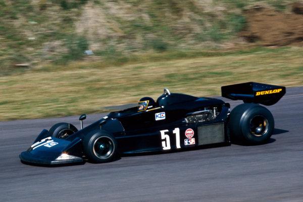 Masahiro Hasemi (JPN), Kojima KE007.Japanese Grand Prix, Rd16, Fuji, Japan, 24 October 1976.