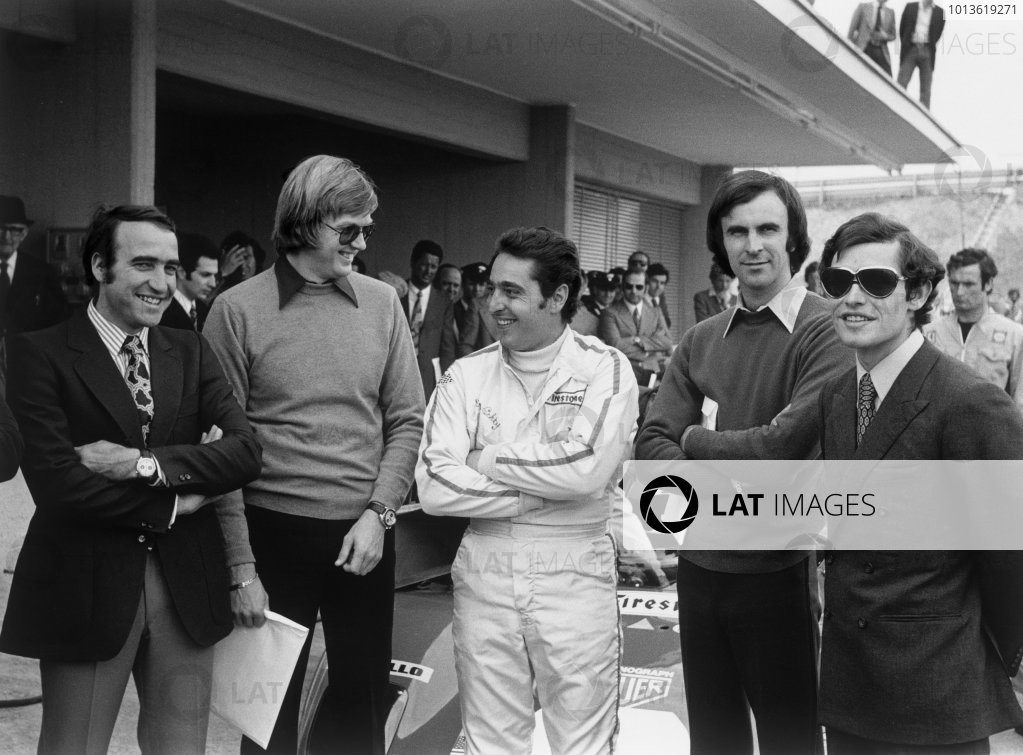1972 Formula One World Championship.