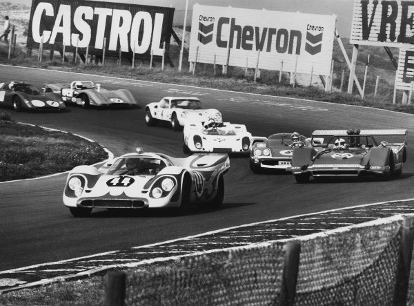 Zandvoort, Holland. 20th September 1970