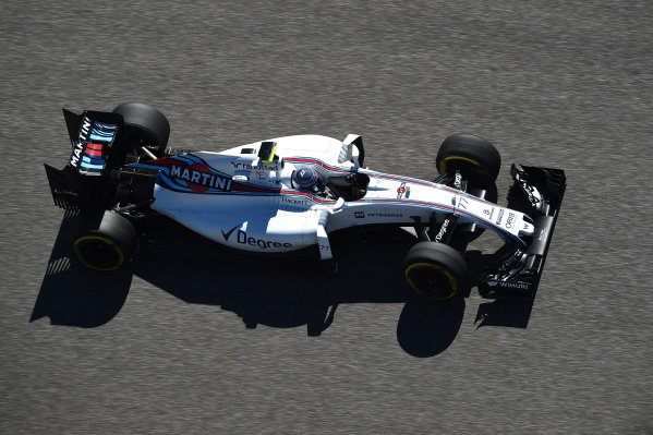 Valtteri Bottas (FIN) Williams FW38 at Formula One World Championship, Rd18, United States Grand Prix, Practice, Circuit of the Americas, Austin, Texas, USA, Friday 21 October 2016.