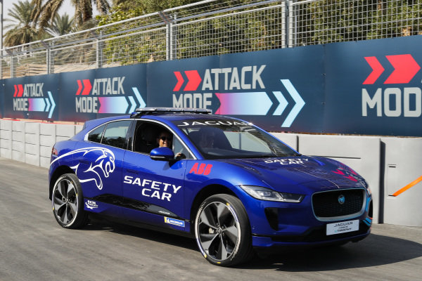 Jaguar I-PACE Safety Car