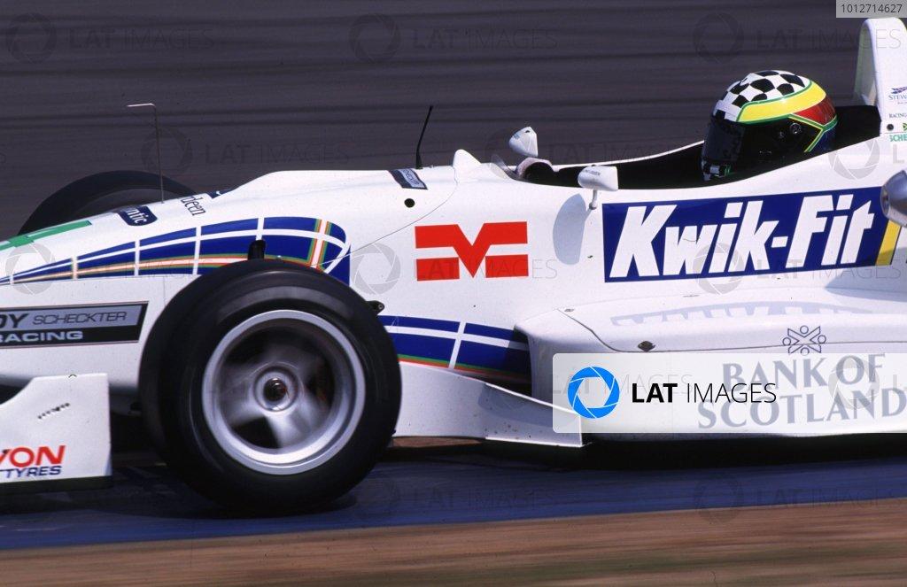 2000 British Formula 3 Championship.