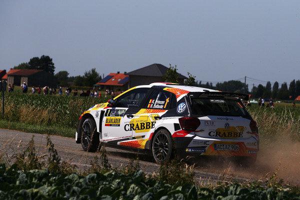 Kris Princen / Bram Eelbode VW Polo GTI R5