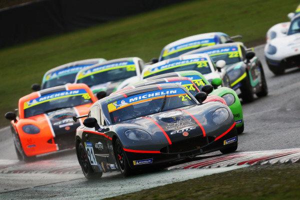 Josh Rattican - R Racing Ginetta Junior