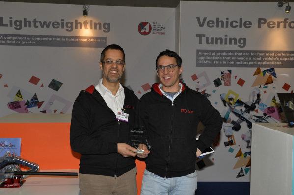 Evo Corse win an Award.