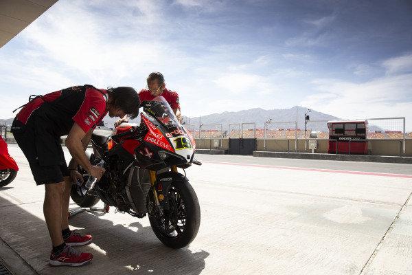 Alvaro Bautista, Aruba.it Racing-Ducati Team Ducati.