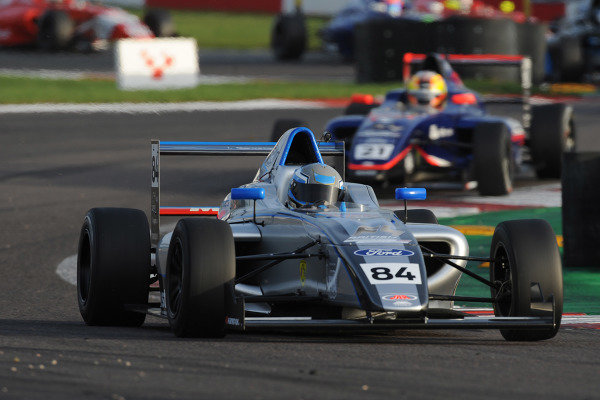 Joseph Loake (GBR) JHR Developments British F4