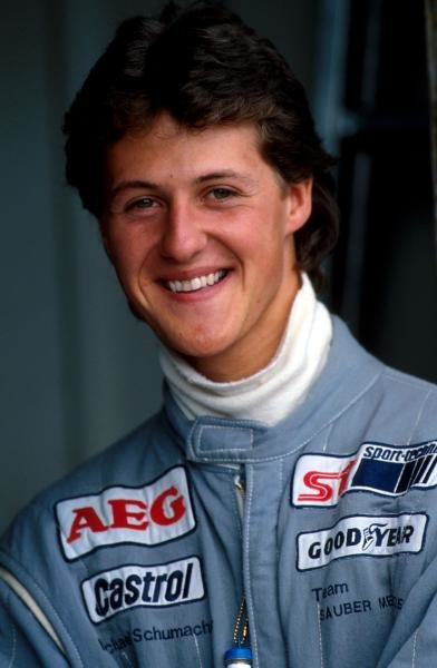 Michael Schumacher (GER) Mercedes was disqualified during qualifying for a technical infringement.