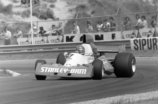 Bob Evans, BRM P201.