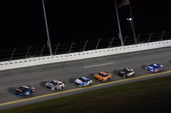 #8: Tyler Reddick, Richard Childress Racing, Chevrolet Camaro #99: Daniel Suarez, TrackHouse Racing, Chevrolet Camaro iFly #37: Ryan Preece, JTG Daugherty Racing, Chevrolet Camaro Cottonelle