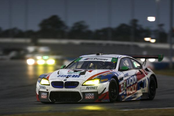 #96 Turner Motorsport BMW M6 GT3, GTD: Bill Auberlen, Robby Foley, Aidan Read, Colton Herta