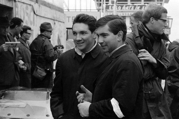 Pedro and Ricardo Rodriguez.