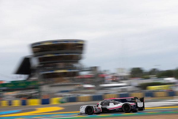 #50 Larbre Competiton, Ligier JS P217-Gibson: Erwin Creed, Romano Ricci, Nick Boulle ]