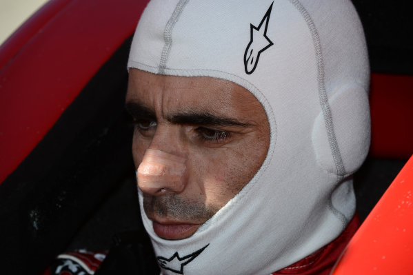 Dario Franchitti (GBR) Target Chip Ganassi Racing. IndyCar World Series, Rd15, MAVTV 500, Auto Club Speedway, Fontana, California, USA 14-15 September 2012.