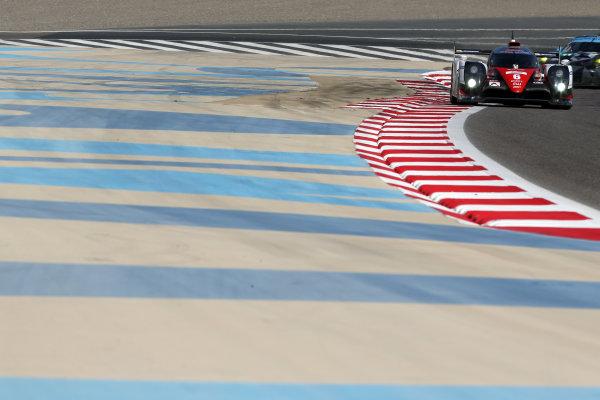 2016 FIA World Endurance Championship Rookie Test, Bahrain International Circuit, 20th November 2016, Sebastien Buemi / Kazuki Nakajima - Toyota Gazoo Racing Toyota TS050 Hybrid World Copyright. Jakob Ebrey/LAT Photographic