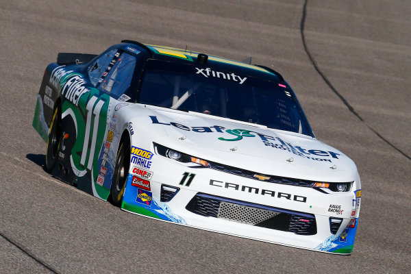 NASCAR XFINITY Series Ford EcoBoost 300 Homestead-Miami Speedway, Homestead, FL USA Friday 17 November 2017 Blake Koch, LeafFilter Gutter Protection Chevrolet Camaro World Copyright: Russell LaBounty LAT Images