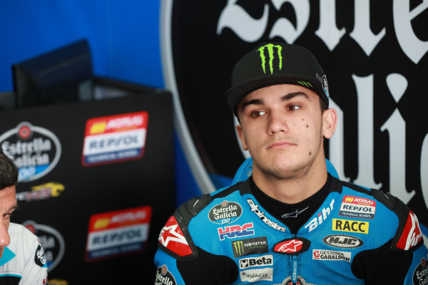 2017 Moto3 Championship - Round 17 Sepang, Malaysia. Friday 27 October 2017 Aron Canet, Estrella Galicia 0,0 World Copyright: Gold and Goose / LAT Images ref: Digital Image 25035