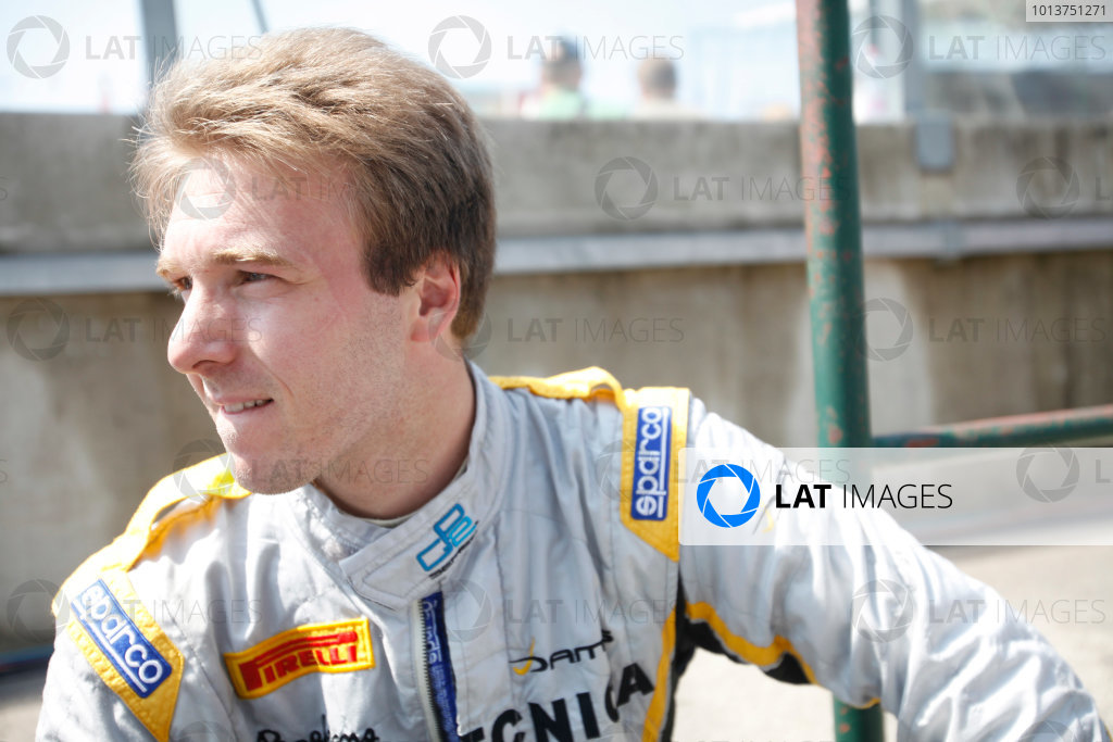 2012 GP2 Series. Round 9.