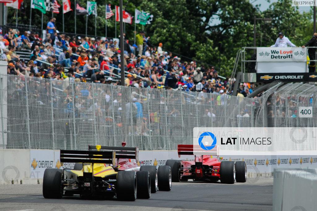 2012 Indy Lights Detroit Belle Isle