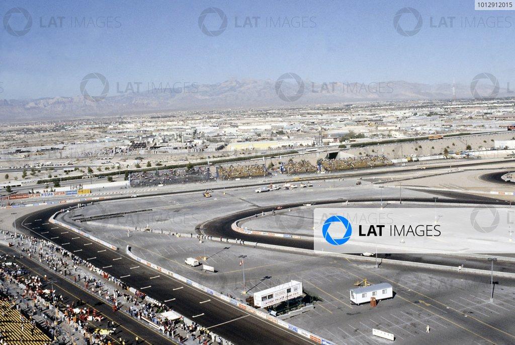 1981 Las Vegas Grand Prix Photo Motorsport Images