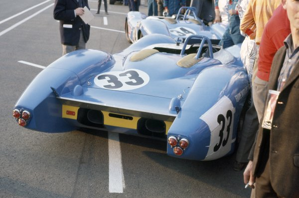 1969 Le Mans 24 hours.