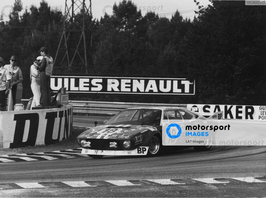 1974 Le Mans 24 Hours.