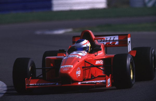 Silverstone, England. 22-23/3/2000. Kevin McGarrity, Nordic Racing. World - LAT Photographic