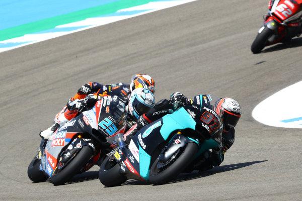 Xavi Vierge, SIC Racing Team.